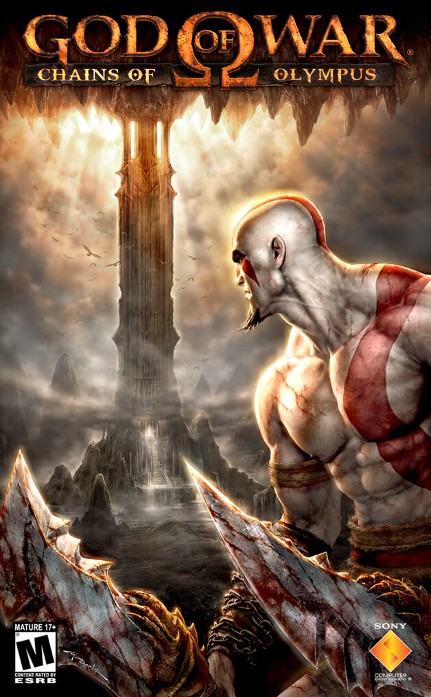 God Of War Chains Of Olympus Psp Rom Iso Download