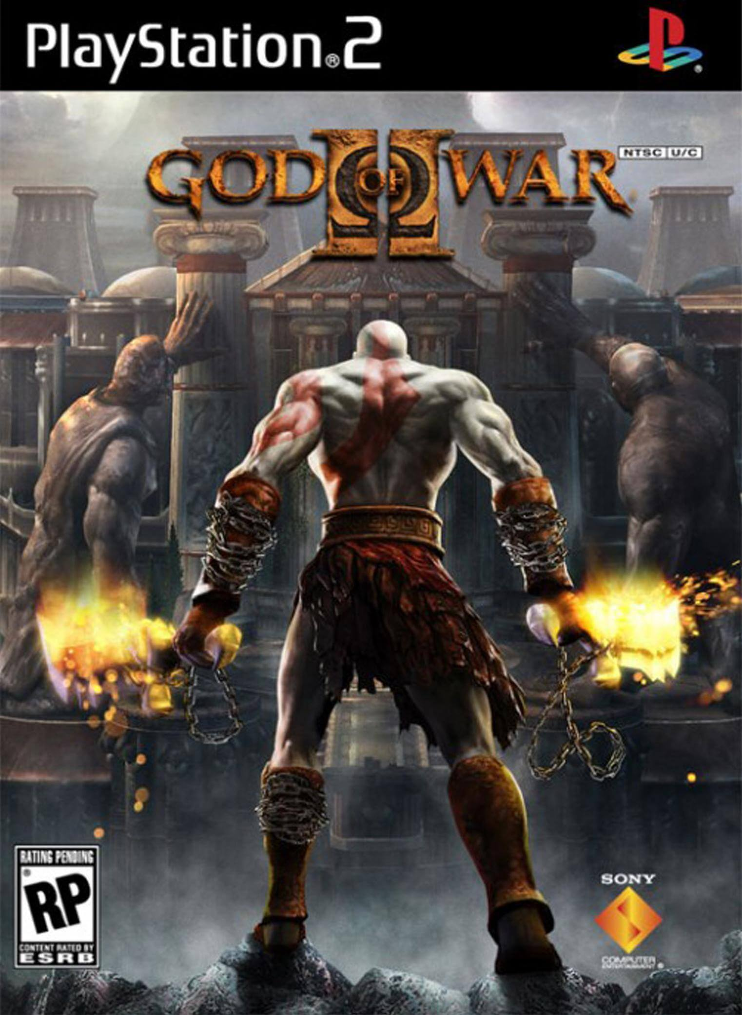 God Of War Ii Ps2 Rom Iso Download