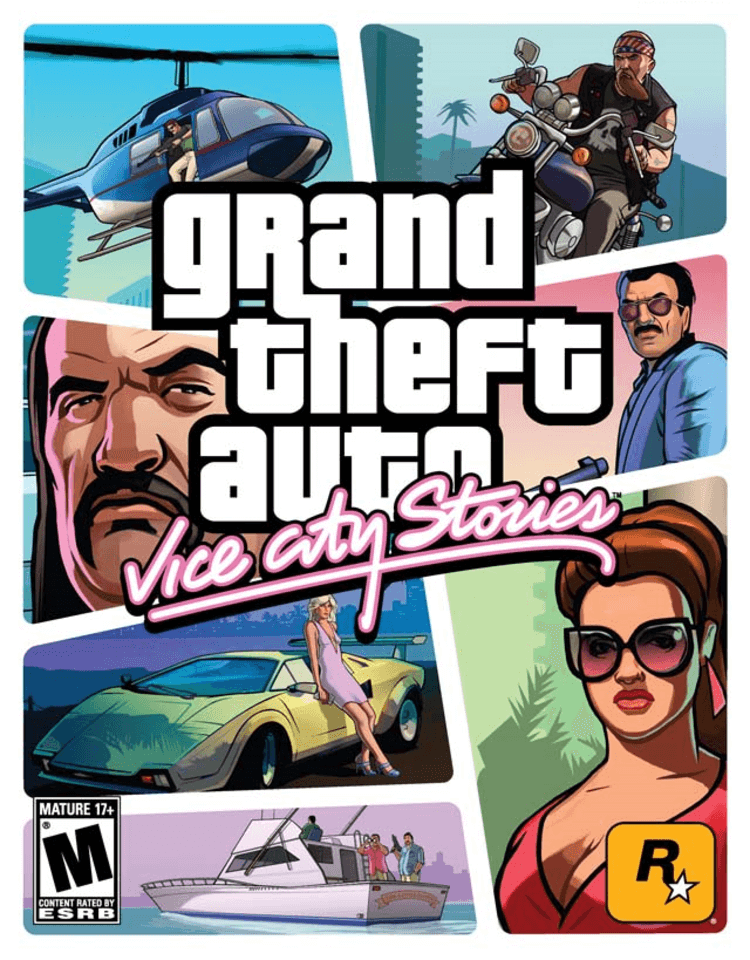 theft grand vice stories psp rom