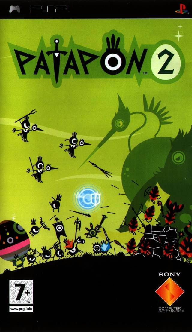 Patapon 2 Psp Rom Iso Download