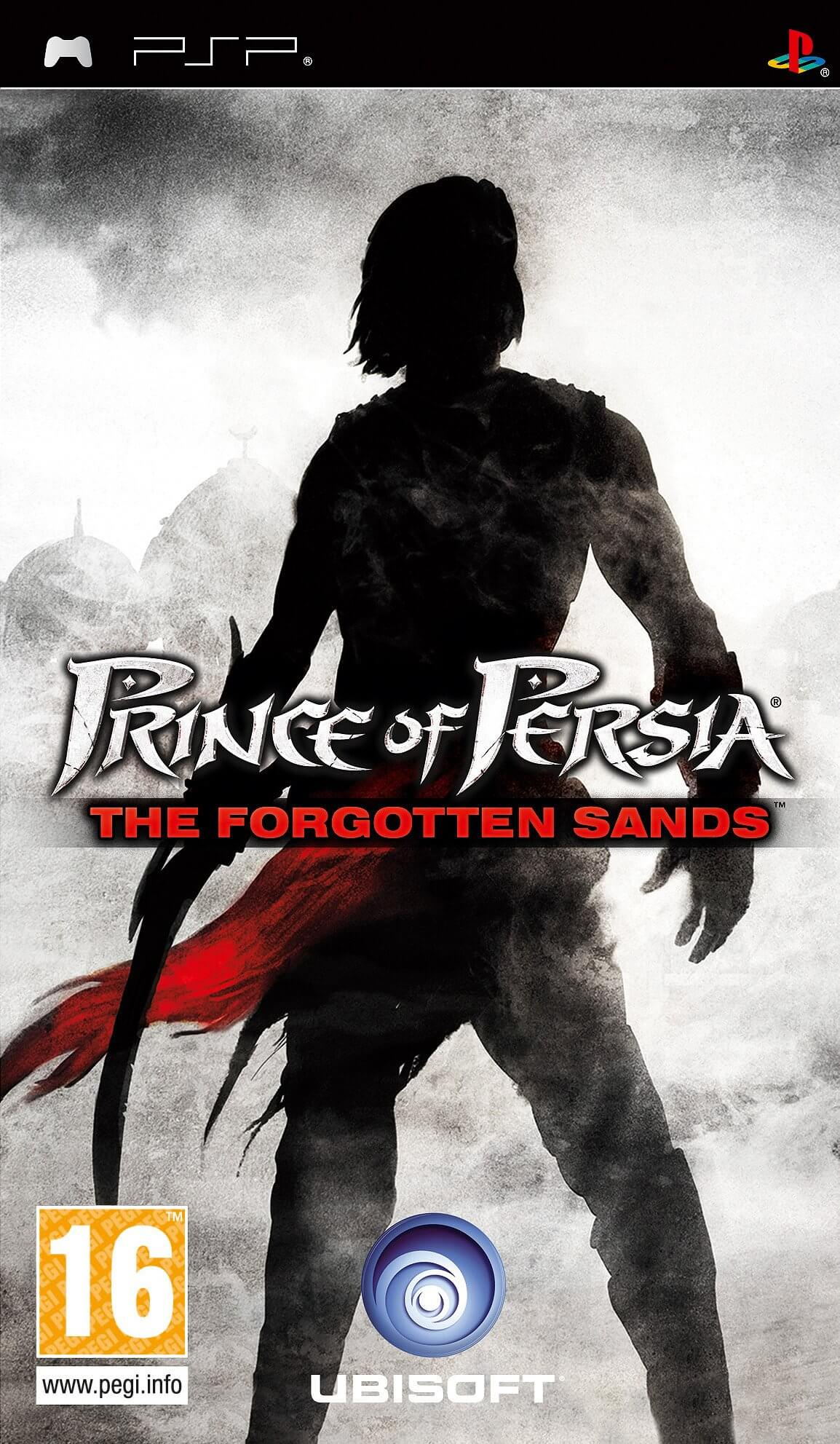 Prince Of Persia The Forgotten Sands Psp Rom Iso Download