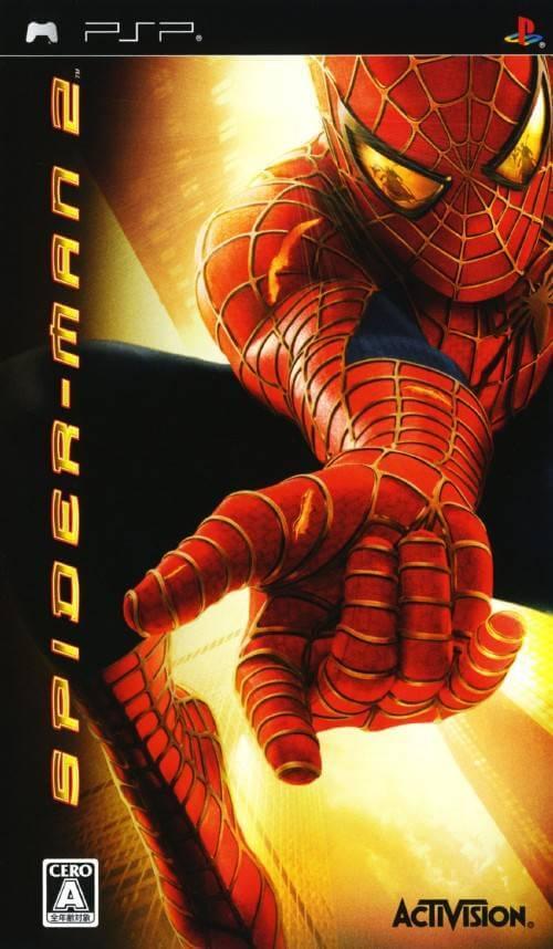 download game spiderman 2 psp