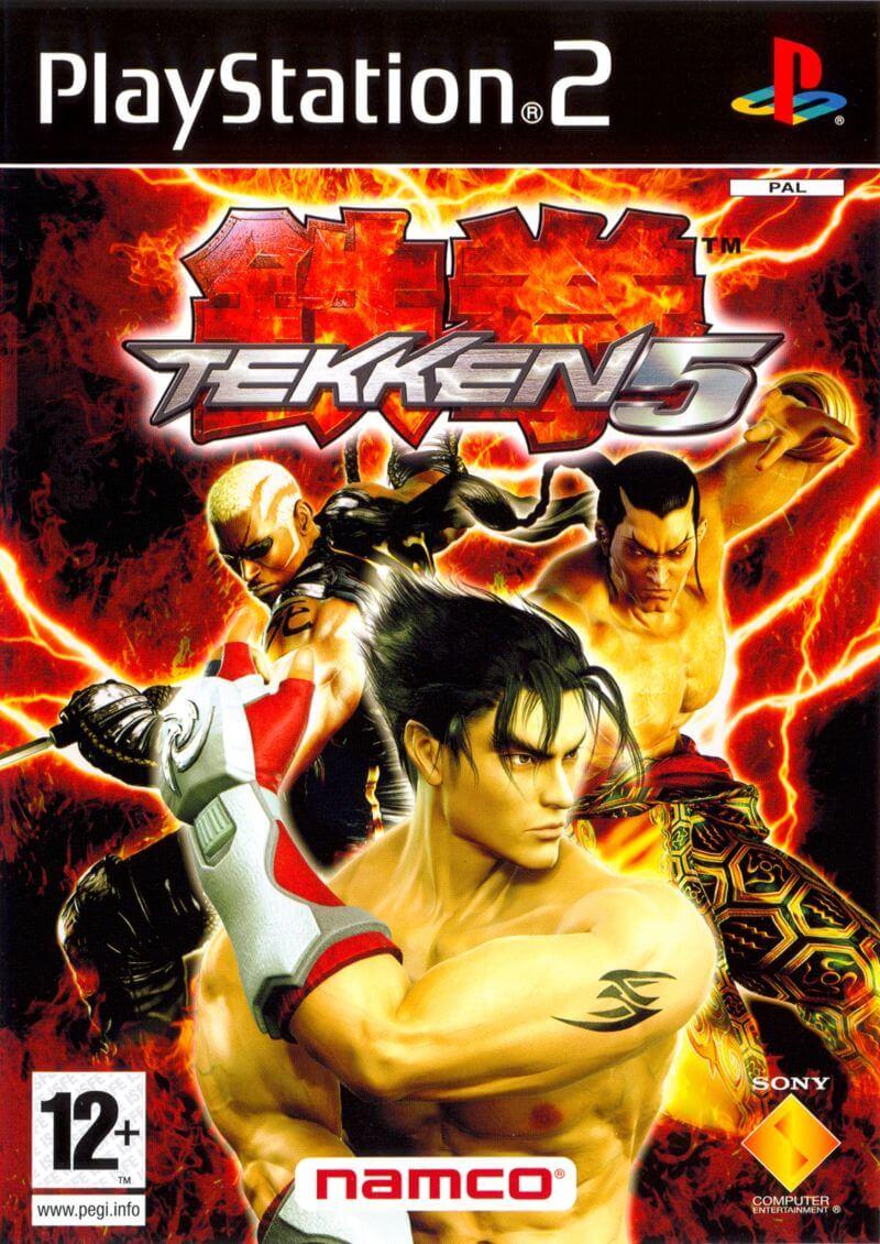 Tekken 5 Ps2 Rom Iso Download