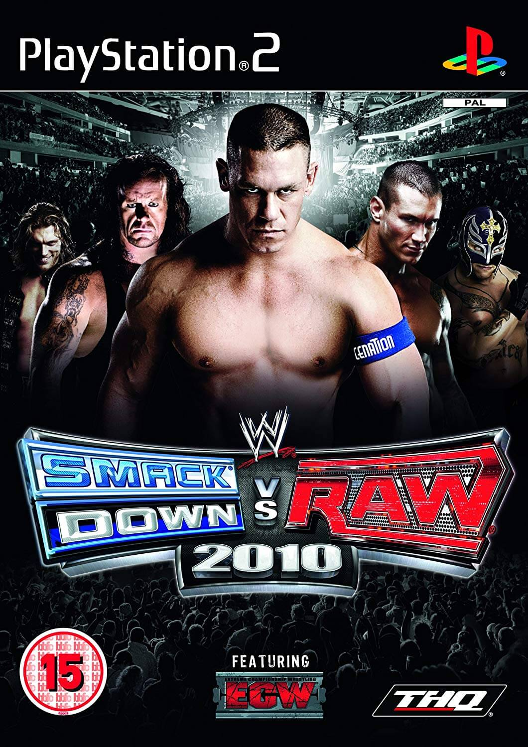 WWE SmackDown vs. RAW 2011 | PSP | ROM & ISO Download