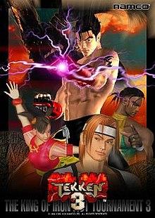 Tekken 3 Playstation Ps Rom Iso Download