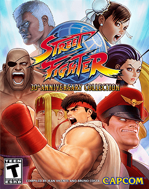 Street Fighter Anniversary Collection Ps2 Rom Iso
