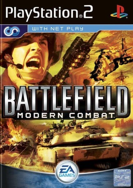 Battlefield 2 Modern Combat Ps2 Rom Iso Playstation 2 Game