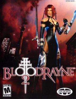 Bloodrayne 2 Ps2 Rom Iso Playstation 2 Game