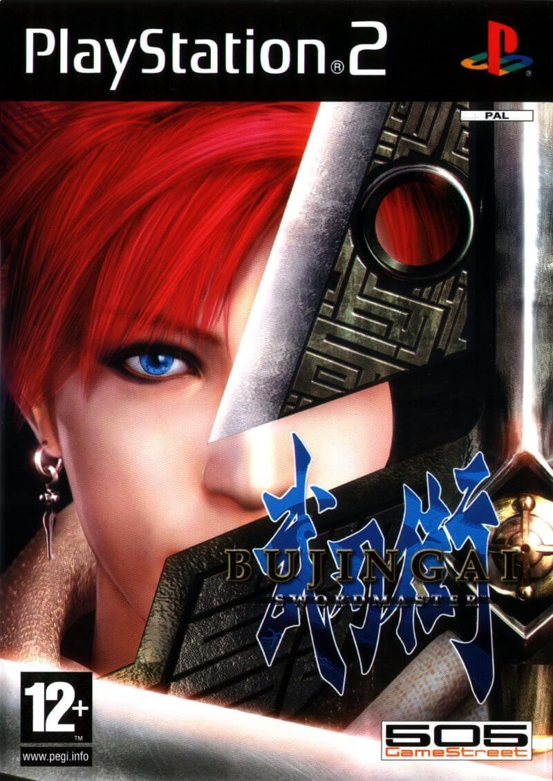 Bujingai Swordmaster Ps2 Rom Iso Playstation 2 Game