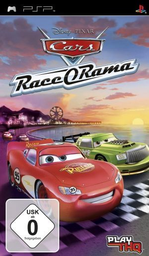 cars raceorama  psp  rom  iso download
