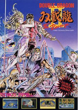 Double Dragon Ii The Revenge Nes Rom Free Download