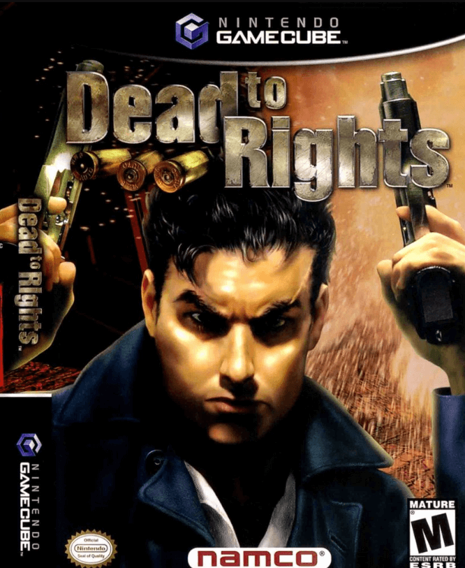 Dead To Rights Ngc Rom Iso Gamecube Download