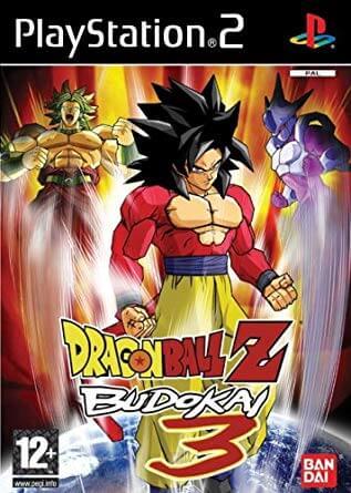 DragonBall Z - Budokai 3 | PS2 | ROM & ISO Download