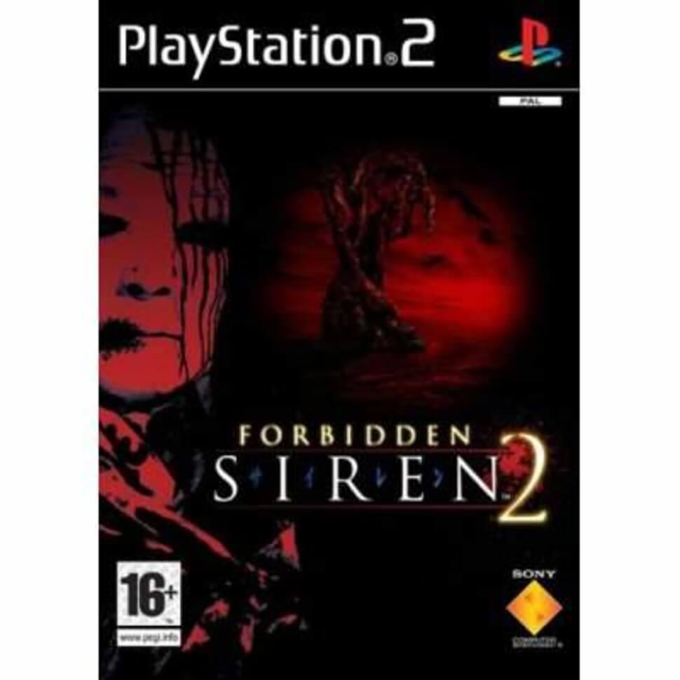 Forbidden Siren 2 Ps2 Rom Iso Download