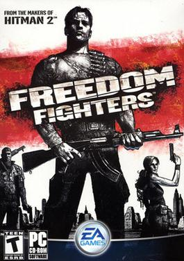 Freedom Fighters Ps2 Rom Iso Playstation 2 Game