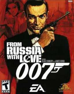 007 From Russia With Love Ps2 Rom Iso Playstation 2 Game