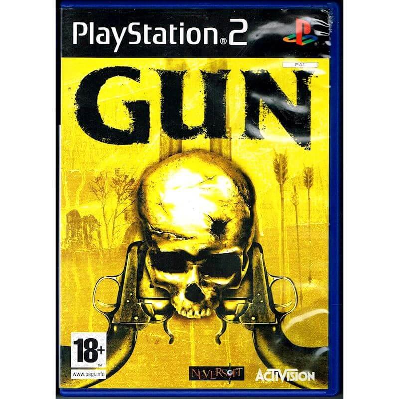 Gun Ps2 Rom Iso Playstation 2 Game