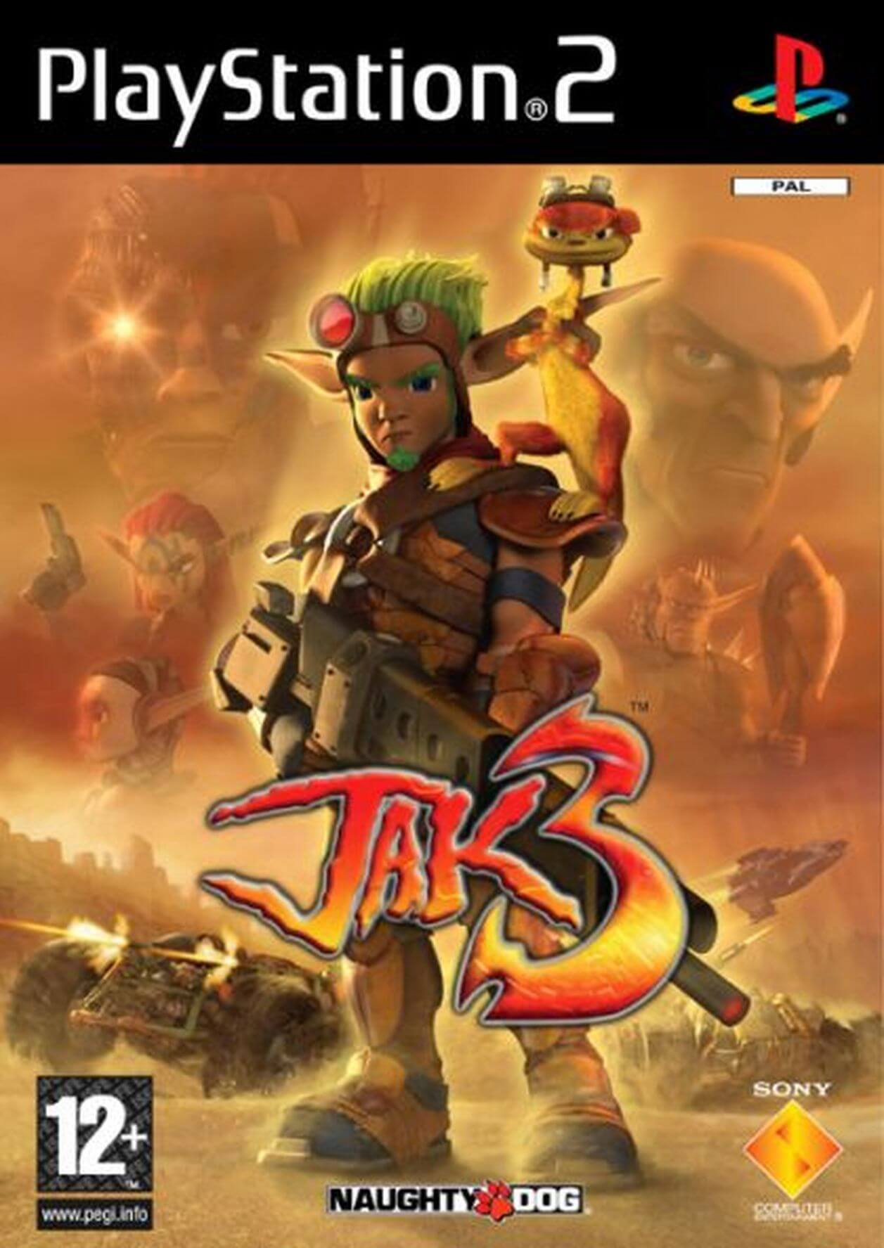 Jak 3 Ps2 Rom Iso Download