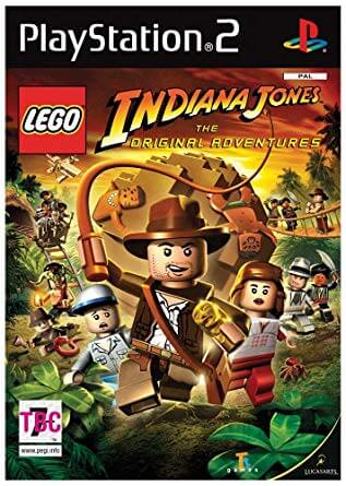 Lego Indiana Jones The Original Adventures Ps2 Rom Iso