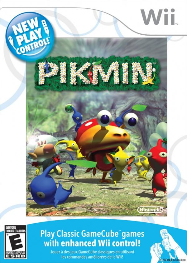 New Play Control Pikmin Wii Rom Iso Nintendo Wii Download