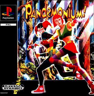 Pandemonium Psx Rom Iso Playstation 1 Game Download