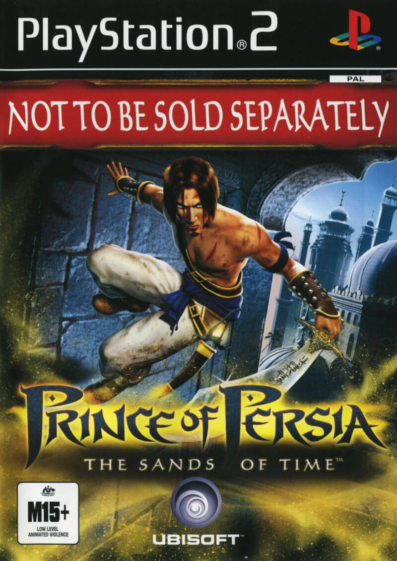 Prince Of Persia The Sands Of Time Ps2 Iso Europe