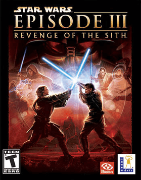 Star Wars Episode Iii Revenge Of The Sith Ps2 Rom Iso Playstation 2 Game