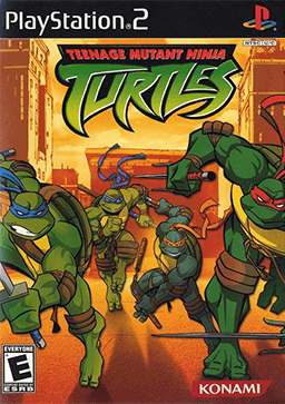 Teenage Mutant Ninja Turtles Ps2 Iso