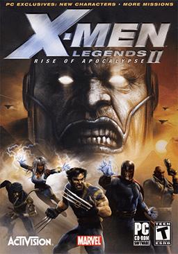 X men legends ii rise of apocalypse free download.