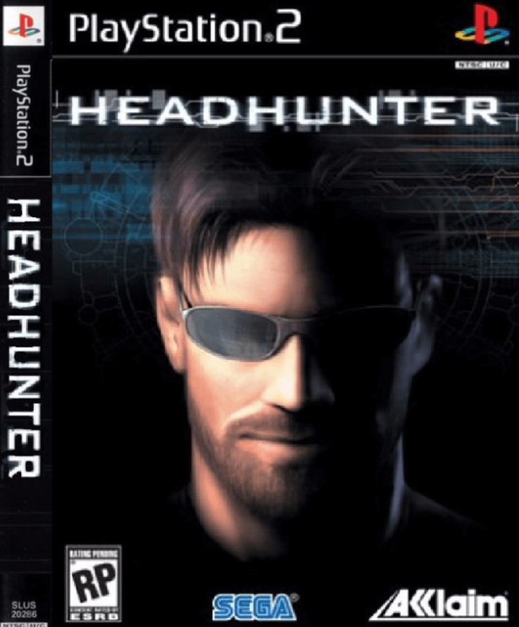 Headhunter Ps2 Rom Iso Playstation 2 Game