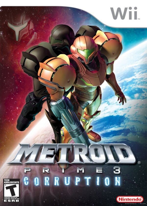 Metroid Prime 3 Corruption Wii Rom Iso Nintendo Wii Download