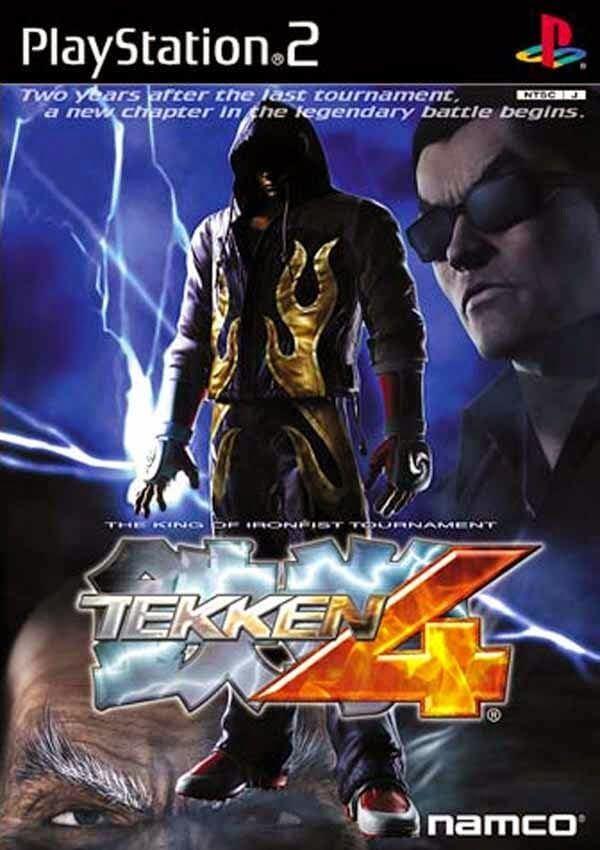 Tekken 4 Ps2 Rom Iso Download
