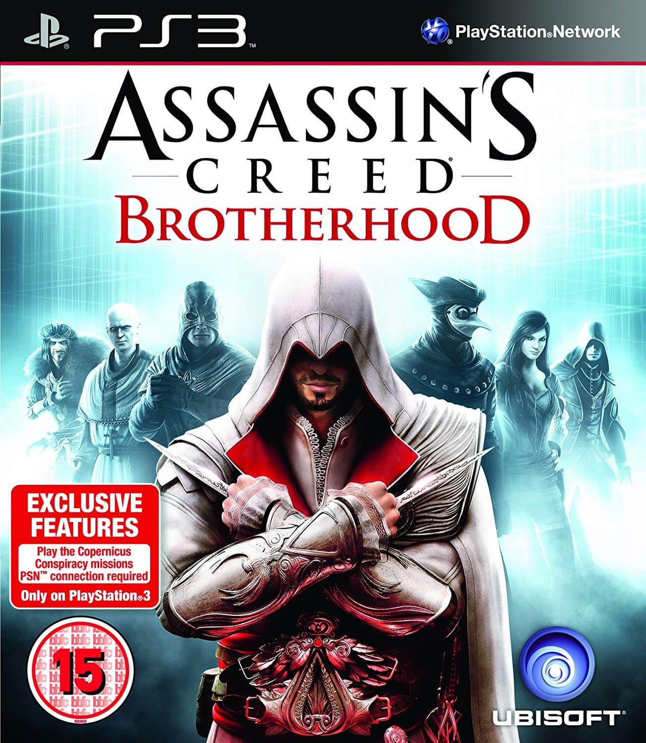 Assassin S Creed Brotherhood Rom Iso Ps3 Game Download