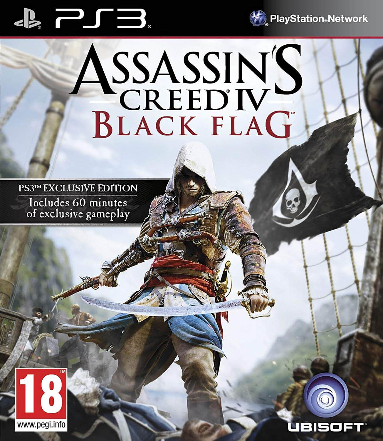 Assassin S Creed Iv Black Flag All Dlc Iso Pkg Ps3 Game