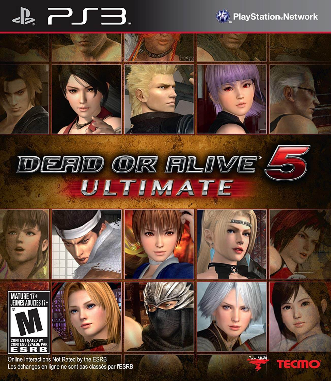 Dead Or Alive 5 Ultimate Ps3 Rom Iso Game Download