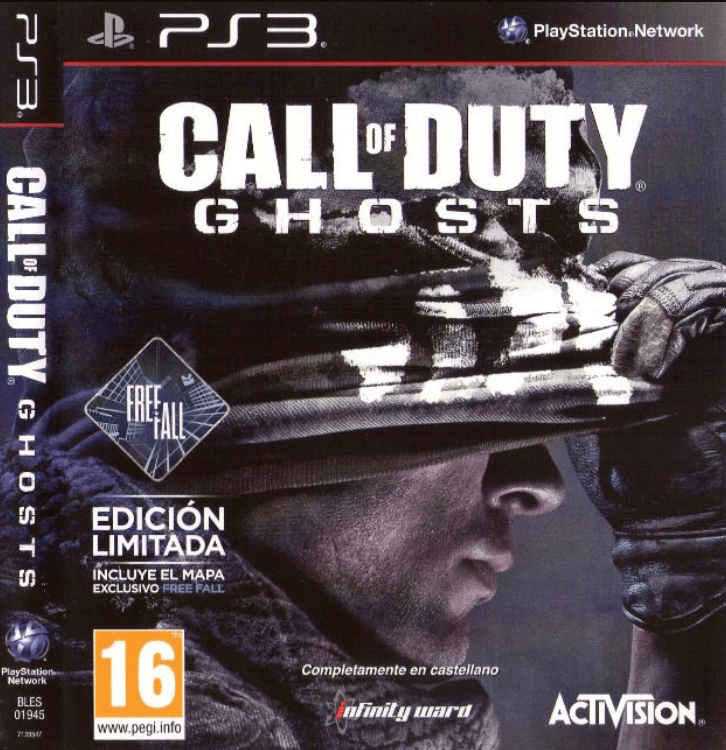 Call Of Duty Ghosts Rom Iso Ps3 Game Download