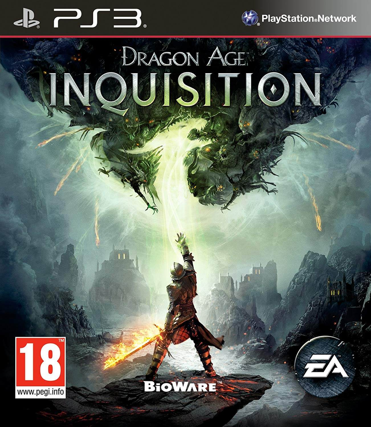 Dragon Age Inquisition Ps3 Iso Rom Playstation 3 Game Download