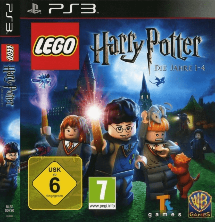 Lego Harry Potter Years 1 4 Ps3 Rom Iso Game Download