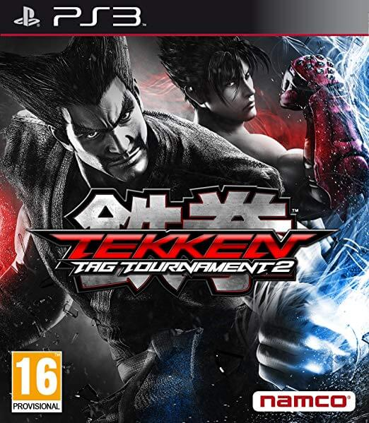 Tekken Tag Tournament 2 Ps3 Rom Iso Playstation 3 Download
