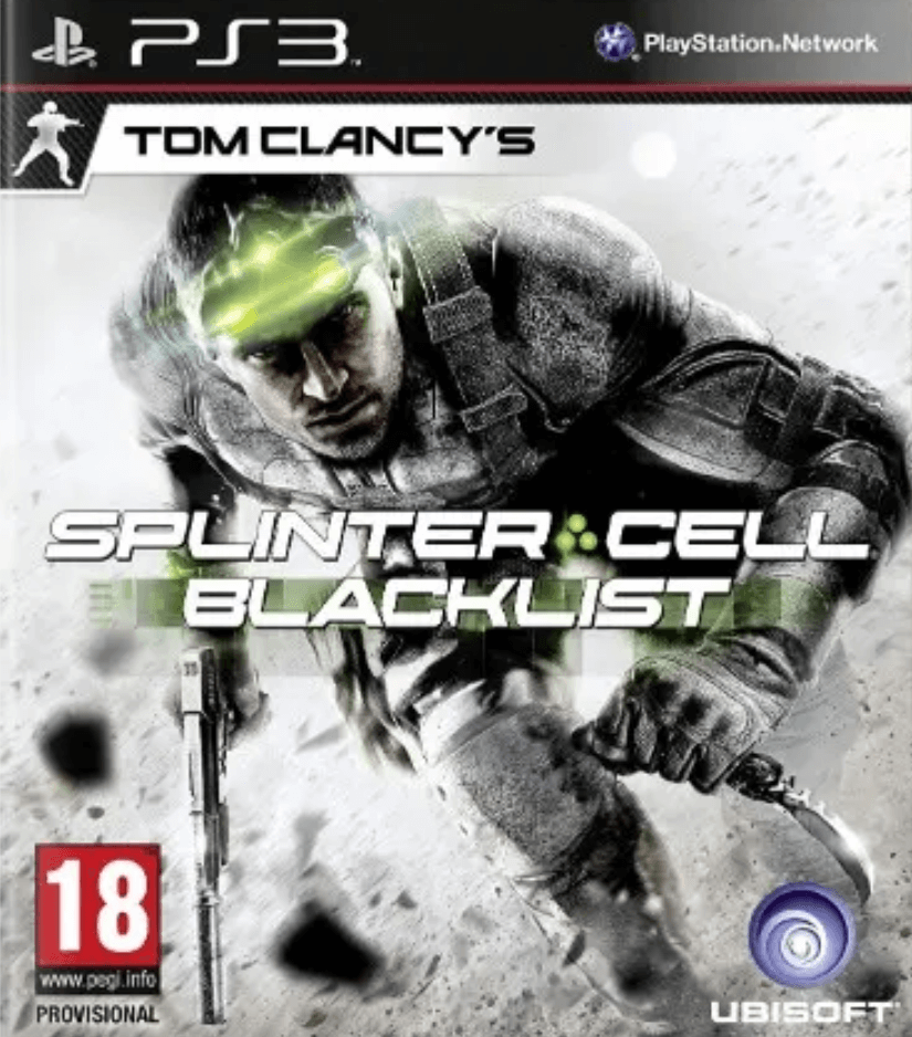 Tom Clancy S Splinter Cell Blacklist Ps3 Iso Playstation 3 Roms