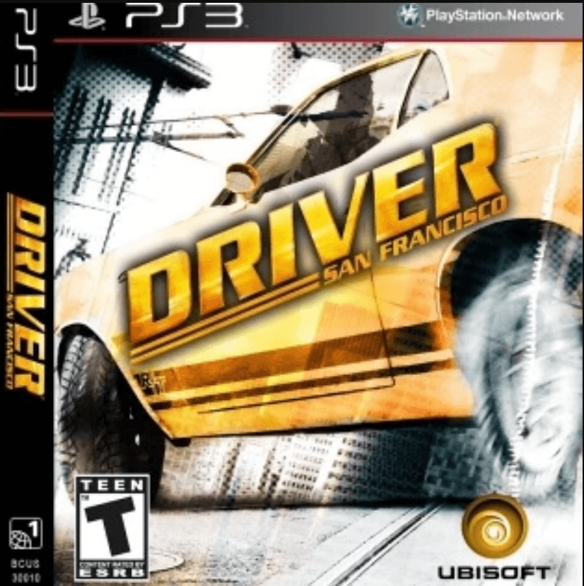 Driver San Francisco Ps3 Iso Rom Playstation 3 Game Download
