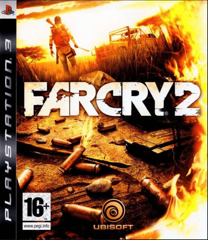 Far Cry 2 Ps3 Iso Rom Playstation 3 Game Download