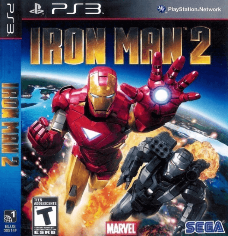Iron Man 2 Ps3 Iso Playstation 3 Roms