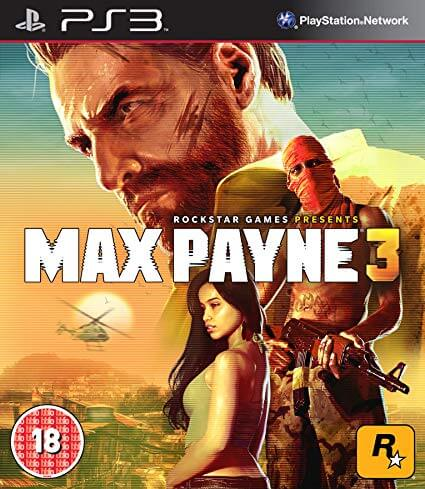 Max Payne 3 Ps3 Rom Iso Playstation 3 Game Download