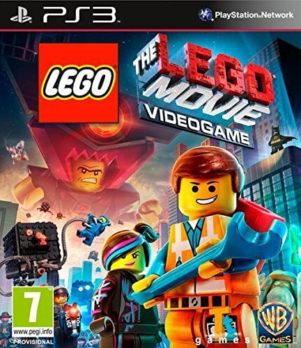 The Lego Movie Videogame Ps3 Iso Rom Playstation 3 Game Download