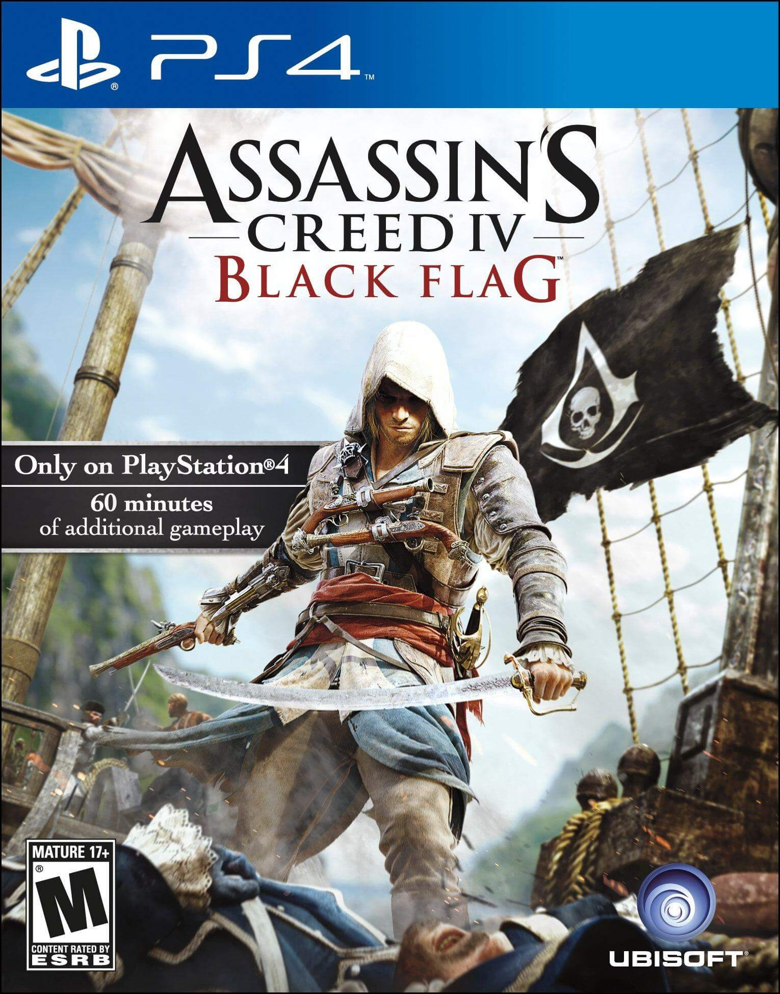 Assassin S Creed Iv Black Flag Pkg Iso Ps4 Game Download
