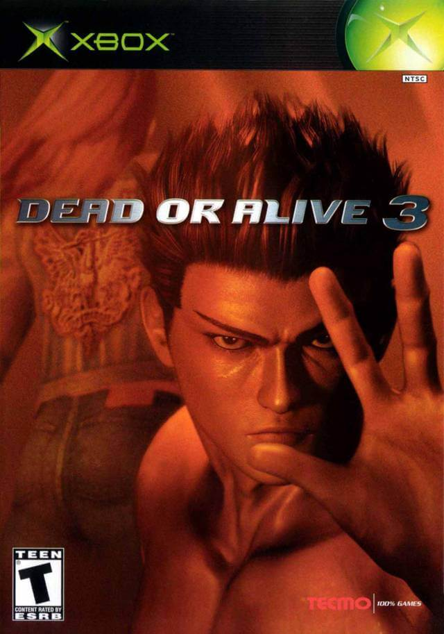 Dead Or Alive Iii Rom Iso Xbox Game Download