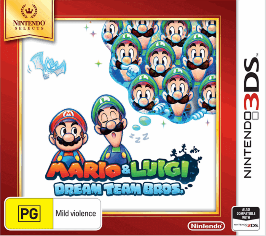 Mario And Luigi Dream Team 3ds Rom Cia Free Download