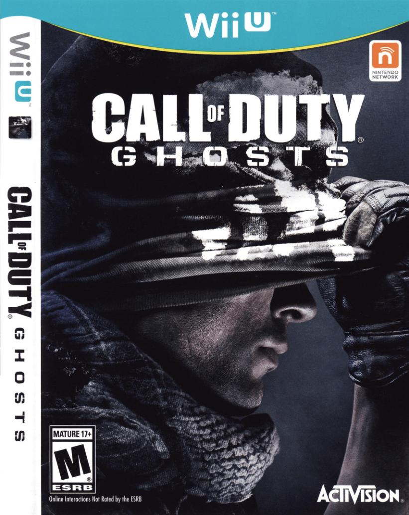Call Of Duty Ghosts Wiiu Rom Iso Nintendo Wiiu Download
