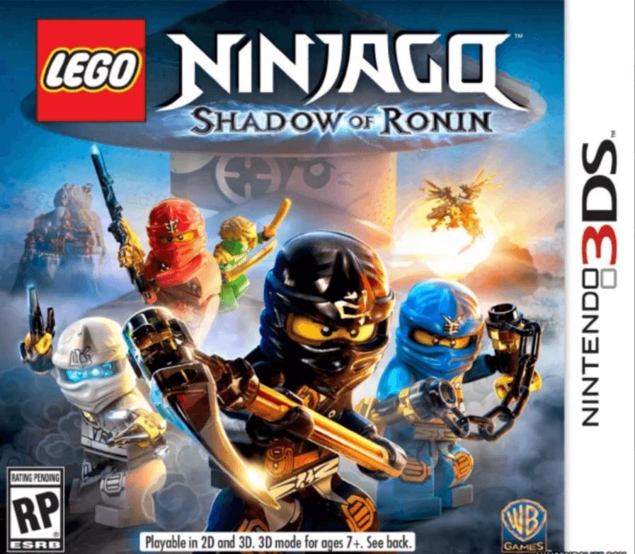 Lego Ninjago Shadow Of Ronin 3ds Rom Cia Free Download